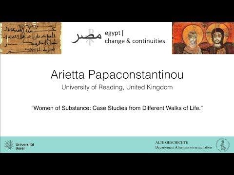 LEA Conference May 2017 - Arietta Papaconstantinou