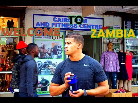 Welcome to Zambia - Introduction to Lusaka Part 1