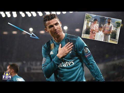 Cristiano Ronaldos löfte till sin döda pappa som han vägrar bryta | Fotboll24