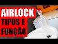 Como funciona o Airlock