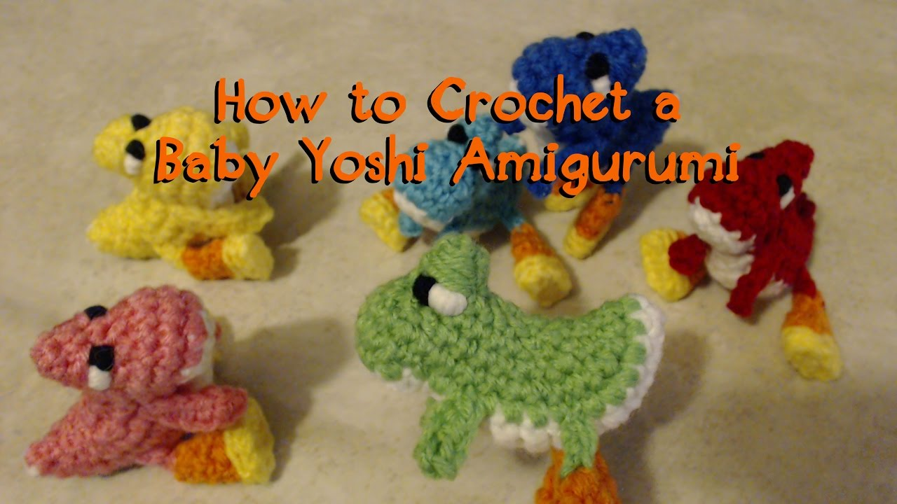 Yoshi Amigurumi and the best free Yoshi Patterns | 720x1280