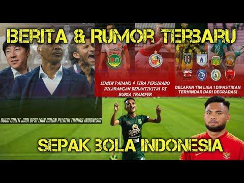 Berita Sepakbola Indonesia Rumor Transfer Pemain Liga  Youtube