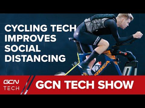 Indoor Cycling Tech Improves Social Distancing   GCN Tech Show Ep.118