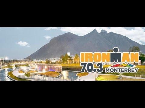 2017 IRONMAN 70.3 Monterrey