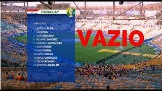 Indiferença da torcida é a marca da Copa América, que ignora realidade sul-americana
