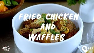 Chef Edward Lee | Fried Chicken and Waffles