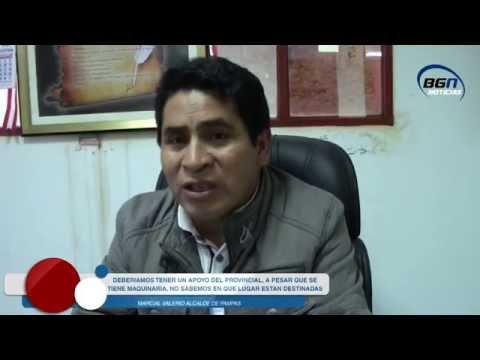 Marcial Valerio: Mancomunidad de alcaldes es solo un tema polìtico.