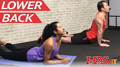 25 Min Lower Back Exercises for Lower Back Pain Relief Stretches for Lower Back Strengthening Rehab