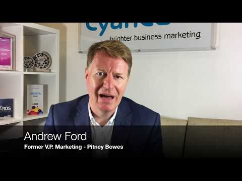 Interviewing Andrew Ford - The Pitney Bowes Story