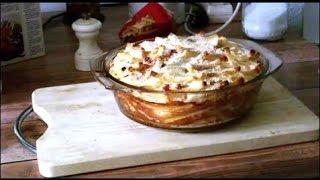 Makkaroniauflauf: Häberles schwäbische Kochkunst