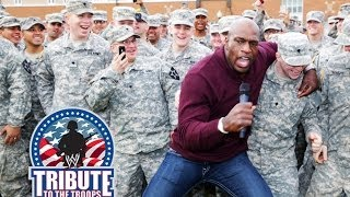 WWE Superstars meet the 2nd Stryker Brigade Combat Team: 2013 Tribute to The Troops