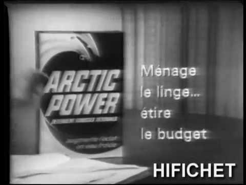 Arctic Power (Publicité Québec)