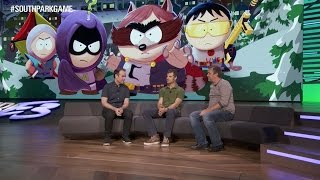 South Park: The Fractured But Whole Gameplay Showcase with Trey and Matt – E3 2016