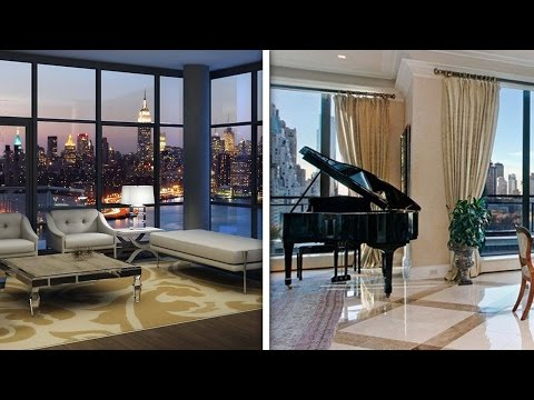 "Rich Buying Up NYC ""Staycation"" Homes"