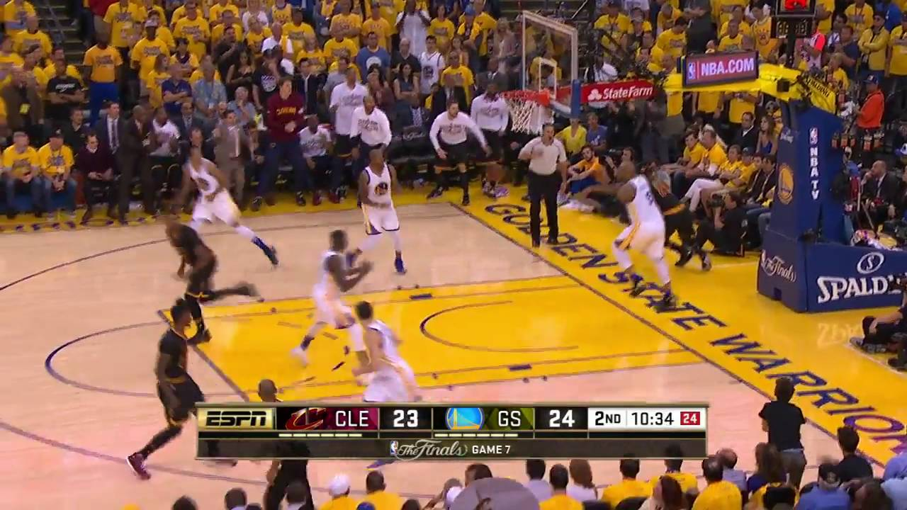Golden State Warriors vs Cleveland Cavaliers | Game 3 ...