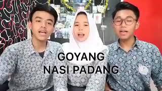 Video VIRAL!!! Goyang Nasi Padang download MP3, 3GP, MP4, WEBM, AVI, FLV Juli 2018
