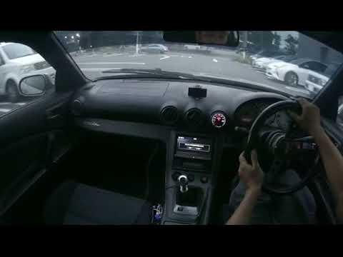 Nissan S15 Silvia dogMT 6speed HKS 6速ドグミッションHパターン街乗り