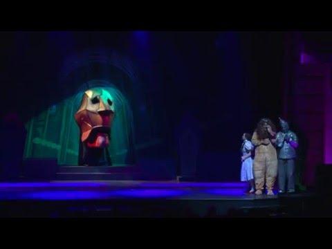 Tuscaloosa Children's Theatre presents Wizard Scene from The Wizard of Oz