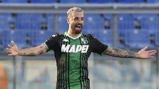 Ciccio Caputo | Tutti i Gol con il Sassuolo | Welcome to Sampdoria!