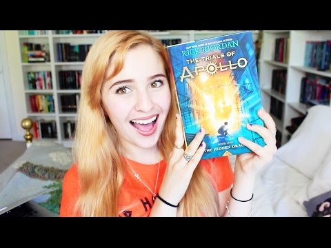 TRIALS OF APOLLO Book Review! (Spoiler Free)