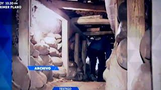 El impactante túnel de Colina descubierto hace 8 años - La Mañana