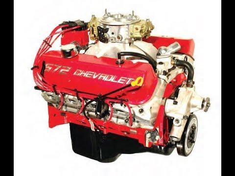 Chevrolet Big-Block engine*Chevy Impala 572 Big Block 750HP*T-98 Kombat