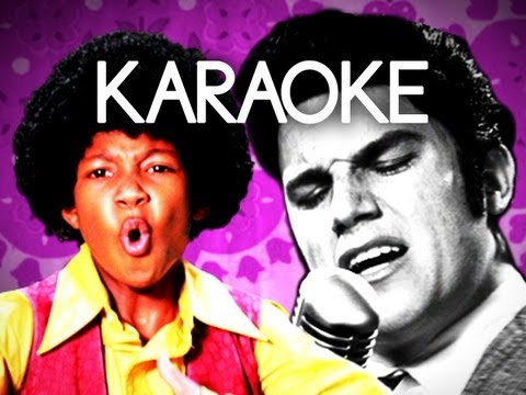 [KARAOKE ♫] Michael Jackson vs Elvis Presley. Epic Rap Battles of History. [INSTRUMENTAL]