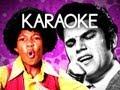 [KARAOKE ♫] Michael Jackson vs Elvis Presley. Epic Rap Battles of History. [INSTRUMENTAL]