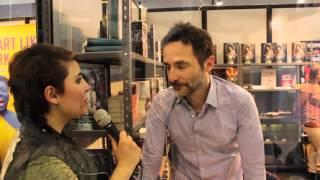 Intervista a Paolo Barbieri - Romics 2015