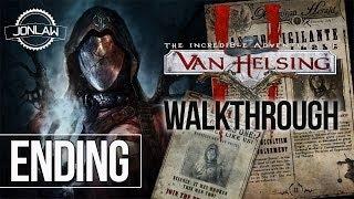 The Incredible Adventures of Van Helsing II Walkthrough - ENDING & FINAL BOSSES Gameplay