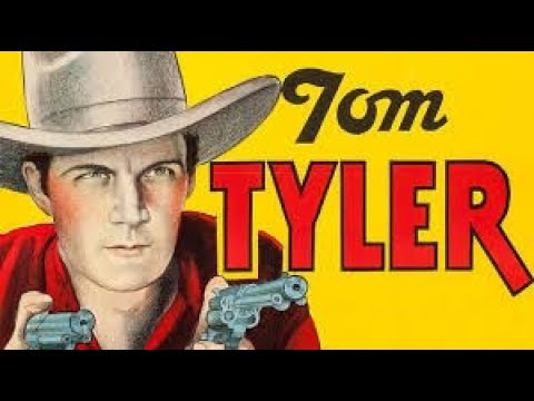 The Phantom of the Range (1936) TOM TYLER