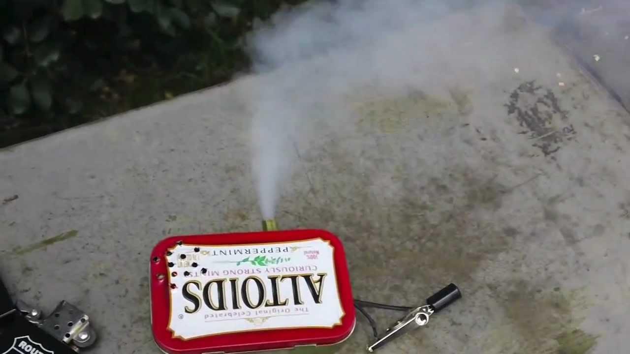 smoker machine