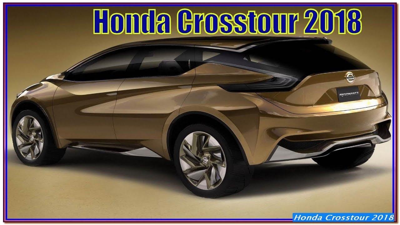 Honda Crosstour 2018 >> Honda Crosstour 2018 | New Honda Crosstour SUV 2018 Interior Exterior And Reviews - YouTube