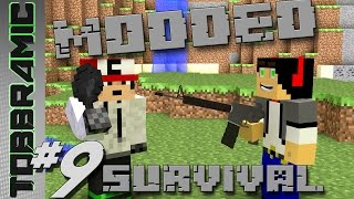 Modded Survival Series 2.1 | Part 9 (Dutch)
