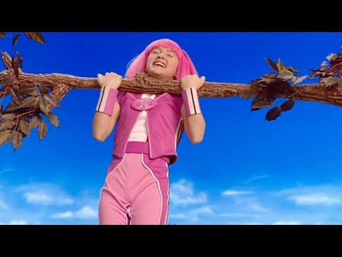 Lazy Town Full Episode I Lazy Town's NEW Superhero! Welcome to LazyTown 💪  Season 1