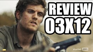 Fear The Walking Dead Temporada 3 Capítulo 12 - Brother's Keeper (Review/Análisis) thumbnail