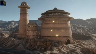 Star Wars Battlefront - Outer Rim DLC Extraction Gameplay PS4 60fps (No Commentary)