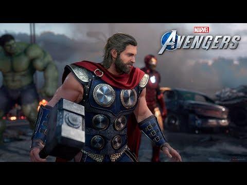 Marvel's Avengers anuncia sus ediciones especiales e incentivos por reserva