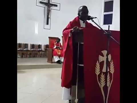 Live Talk By Fr Anthony Agnes - Understanding the Mass (Mataheko-Accra, 30-11-2016)