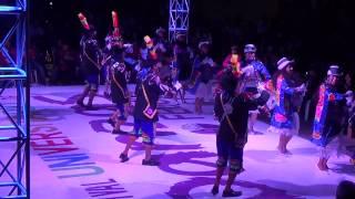 Danza grupal : Chonguinada de Junín | San Marcos | Danzas del Perú .
