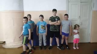 Гиревой спорт.Общеразвивающая тренировка ОФП младшая группа.