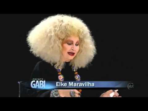 De Frente Com Gabi - Elke Maravilha - 23/09/2013