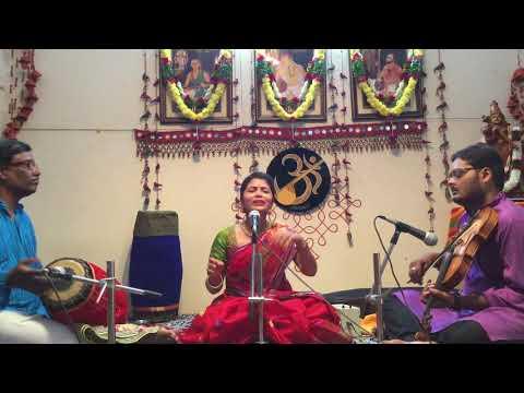 Amba Vani | Damini Bhatla | Muthiah Bhagavathar Krithi