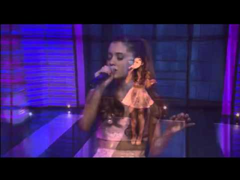 Ariana Grande   Almost Is Never Enough ft  Nathan Sykes   With Kelly & Michael