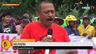 Video Tak Puas Hasil Mediasi, Ratusan Warga Biatan Ilir Demo Minta Presiden Jokowi Turun Tangan download MP3, 3GP, MP4, WEBM, AVI, FLV Maret 2018