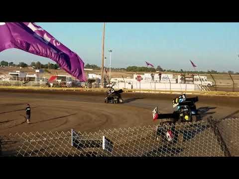 Lemoore Raceway 6/2/18 Restricted Heat 2