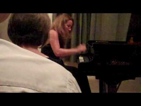 Concert Pianist Elena Bezprozvannykh plays ...