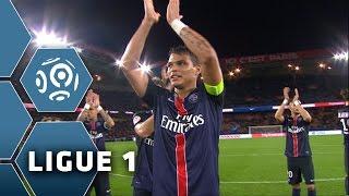 Paris Saint-Germain - Toulouse FC (5-0)  - Résumé - (PARIS - TFC) / 2015-16