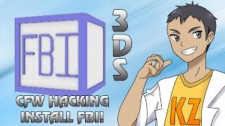 HOW TO INSTALL FBI CIA INSTALLER ON YOUR 3DS