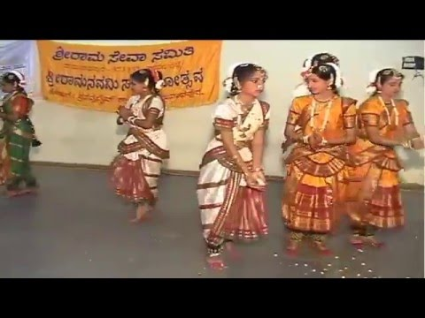 Bharatanatyam Dance Part- 4 of 2